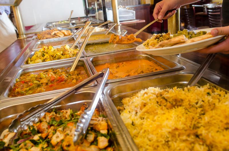 Indian Restaurant Catering